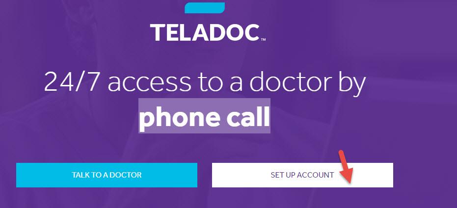 Teledoc for Rosemark Employees